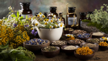 Alkaline Essentials Top 10 Alkaline Herbs